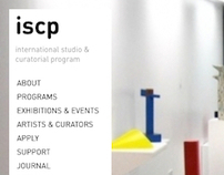 ISCP/International Studio + Curatorial Program