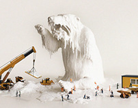 The Melting Bear