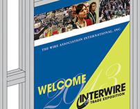 Trade Show Graphics | Interwire 2013