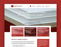 Cut | Wrights Carpentry - Website