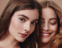 Red Earth Makeup Campaign