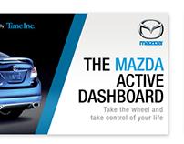Mazda rich media ads