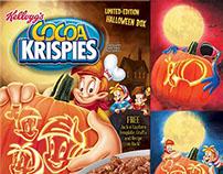 John Hom's Kellogg Halloween Pumpkin Carving Special