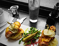 Chicken & Waffle Saturdaze