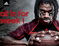 adidas Men's Training Campaign