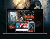 IMDb | Rampage
