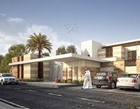 Riyadh City  Design & Visualizations.