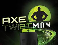 Axe Twist Campaign Concept