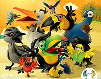 PING! Cerita Seru Dunia Burung