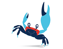 ESPjr Blue Crab