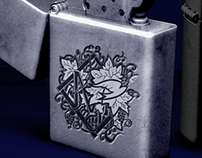 Martell Zippo project