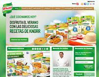 Knorr Spain Web
