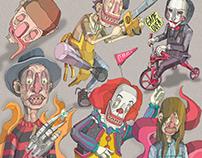 Terror - Recopilación de ilustraciones y datos