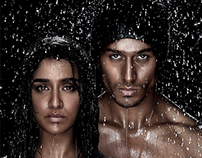 BAAGHI- 2nd poster