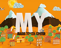 Branding guidelines for Masis Youth Center