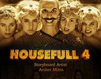 Housefull 4 Storyboard
