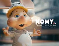 Topo Gigio / Homy