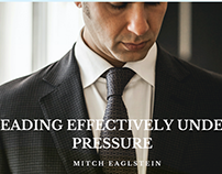 Leading Effectively Under Pressure