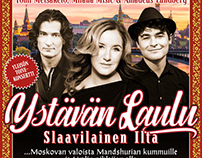 Ystävän Laulu, Slaavilainen Ilta
