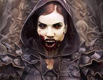 Sainte vampire