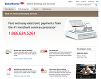 Merchant Service - Small Business Banking