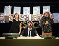 La violence des riches (théâtre)