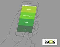Bay Area Video Coalition (BAVC) App Design