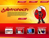 Metrotech Guatemala Web