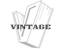 Vintage Books Logo/Identity