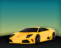 Vector Lamborghini