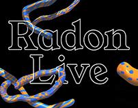 Radon Live 2016