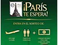 Knorr Paris Facebook App