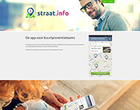 Straat Website