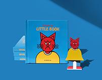 Crimson Cat - Little Book