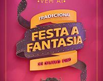 Festa Tradicional de Ouro Fino - MG