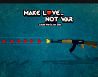 Make Love..Not War
