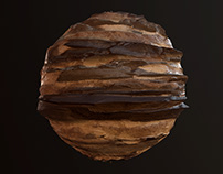 Planet Surface Texture