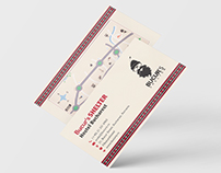 Business Cards | Bucur's Shelter | Orygyns