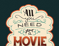 Godard - An animated hand-lettered piece