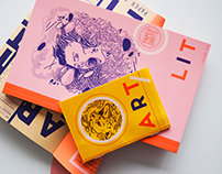 Paper Dart Literary & Art Magazine