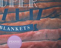 Super Manta Blankets Promo