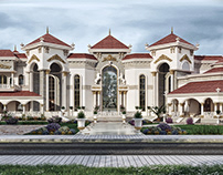 Palm Palace in Iraq