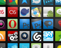 HD Icon Pack - NumberOne