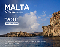 Malta Tourism Project