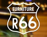 R66 room lamp