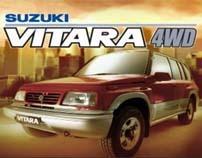 TVC // Suzuki Vitara