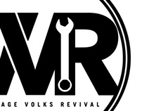 Logo Design - Vintage Volks Revival
