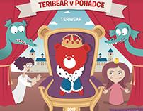 TERIBEAR CALENDAR 2017