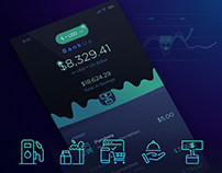 BankUp iOS Concept