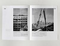 Projekt layoutu magazynu o architekturze